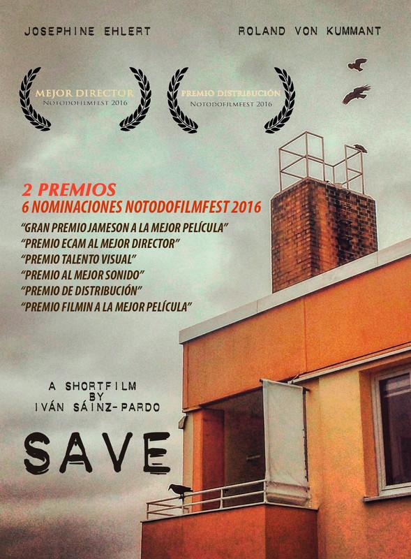 Interview with director Iván Sáinz-Pardo(SAVE)