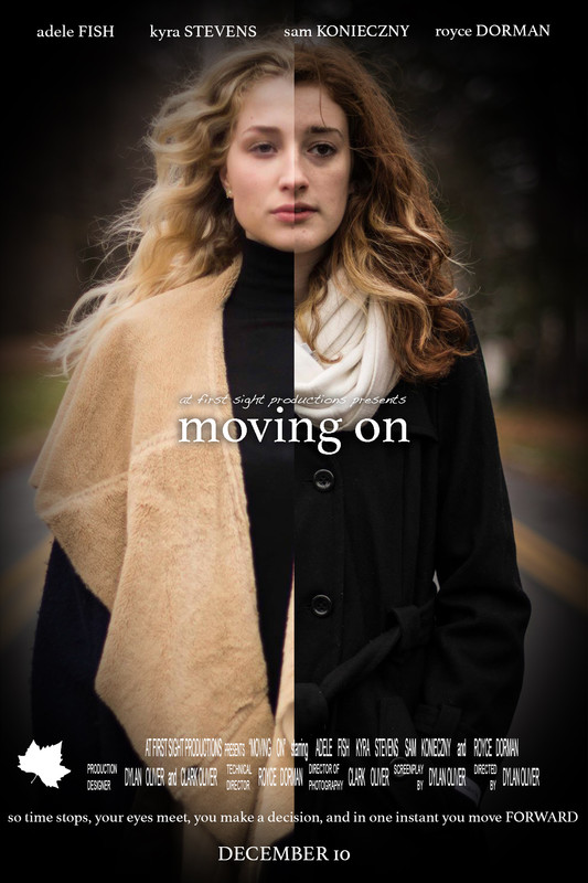 Watch Experimental Short Film: Moving-On. Directed by Angelica Vasquez